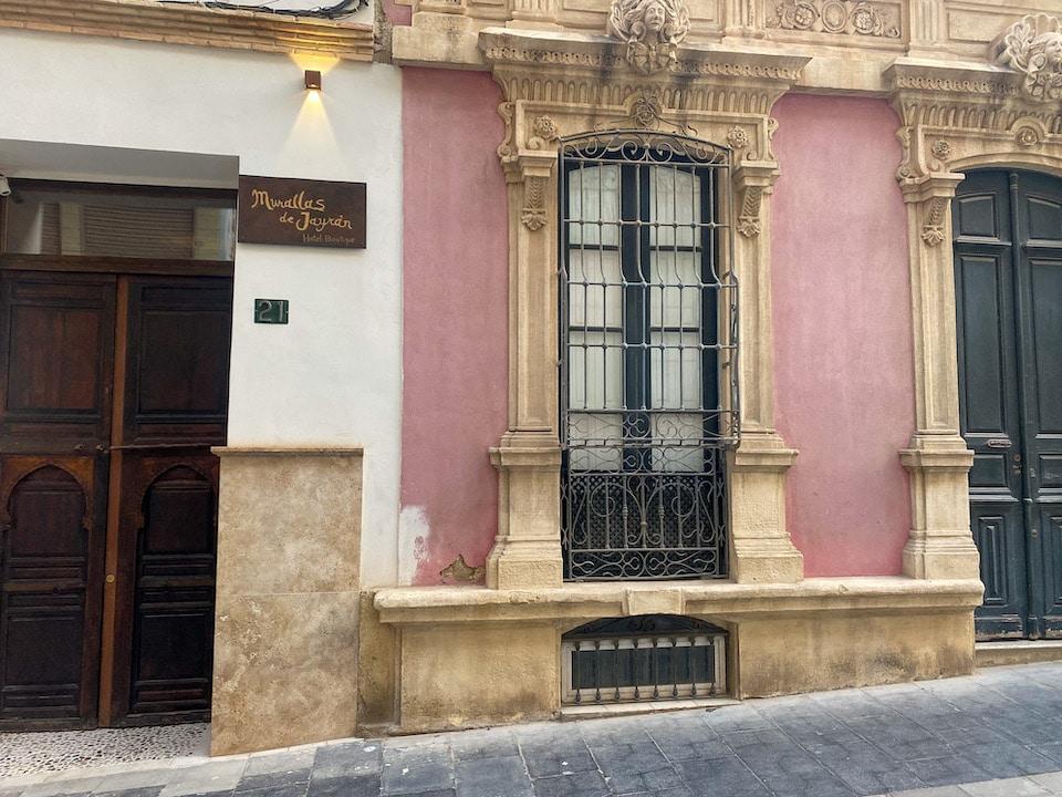 Murallas de Jayrán: boutique hotel in Almería