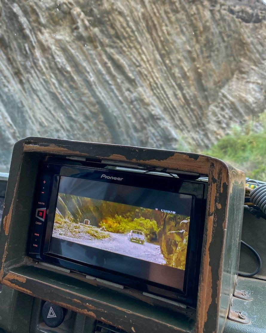 film tour door de Tabernas woestijn met Rolling Almeria