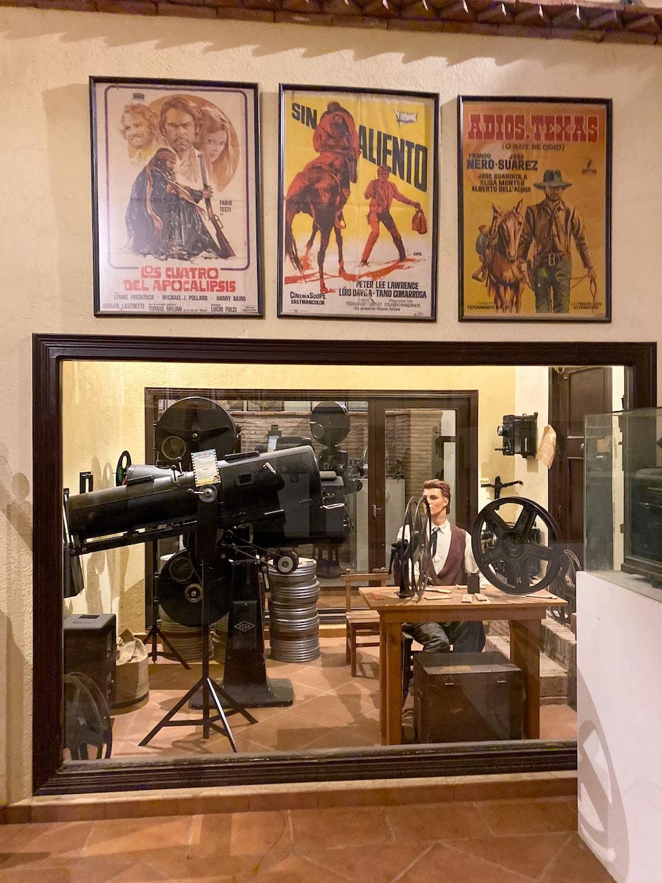 themapark western films in Tabernas - Oasys Mini Hollywood