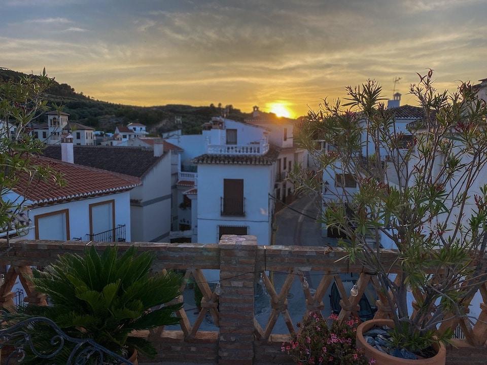 Casa aire de lecrin Spanje