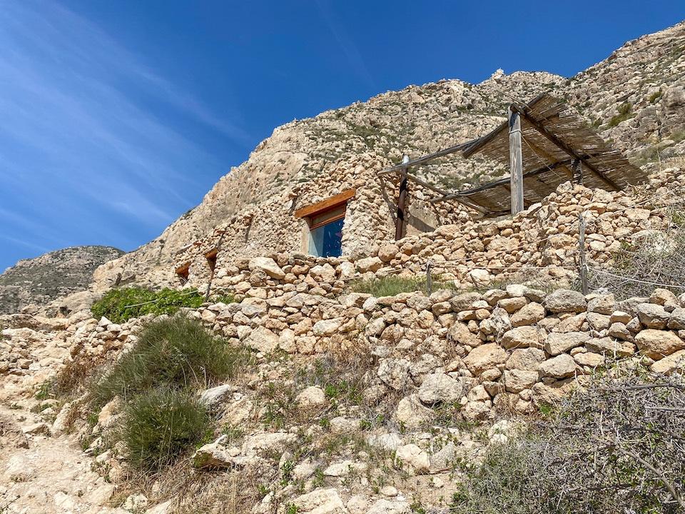 Geschiedenis Cala San Pedro