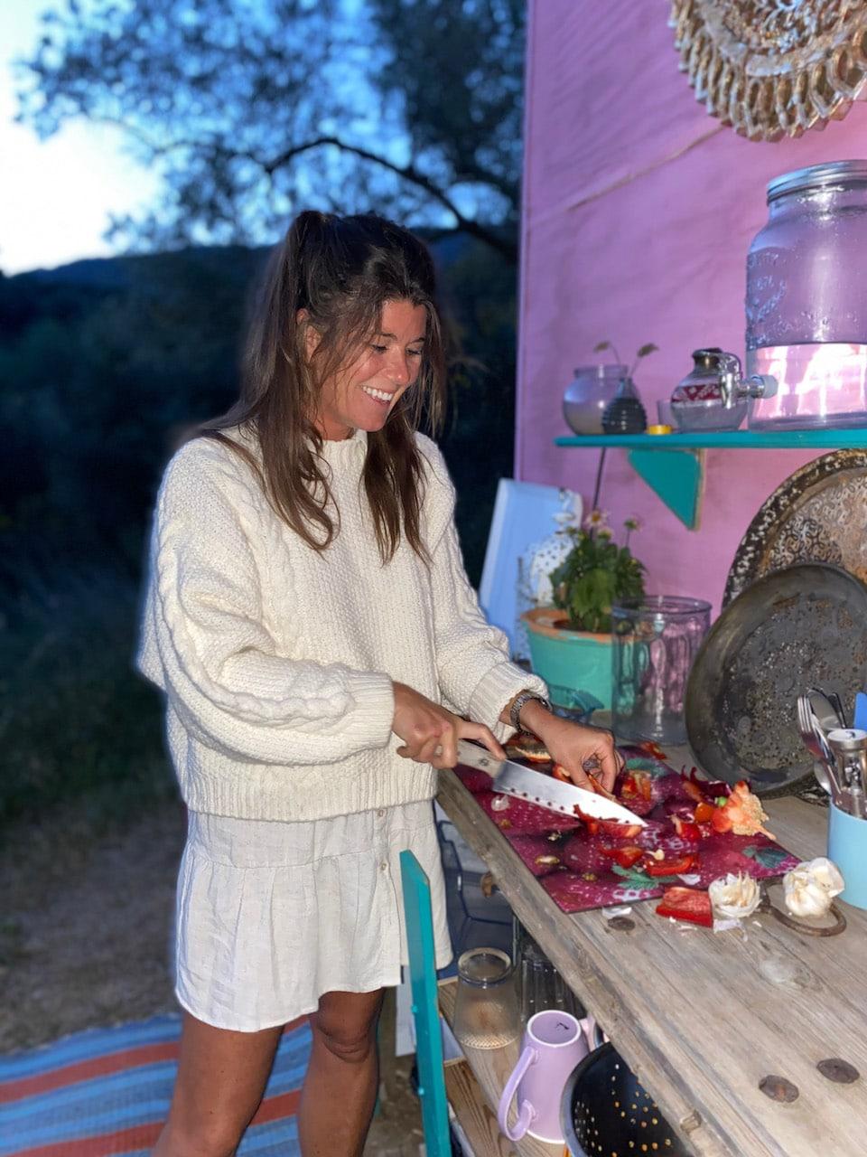 koken op reis in zuid spanje