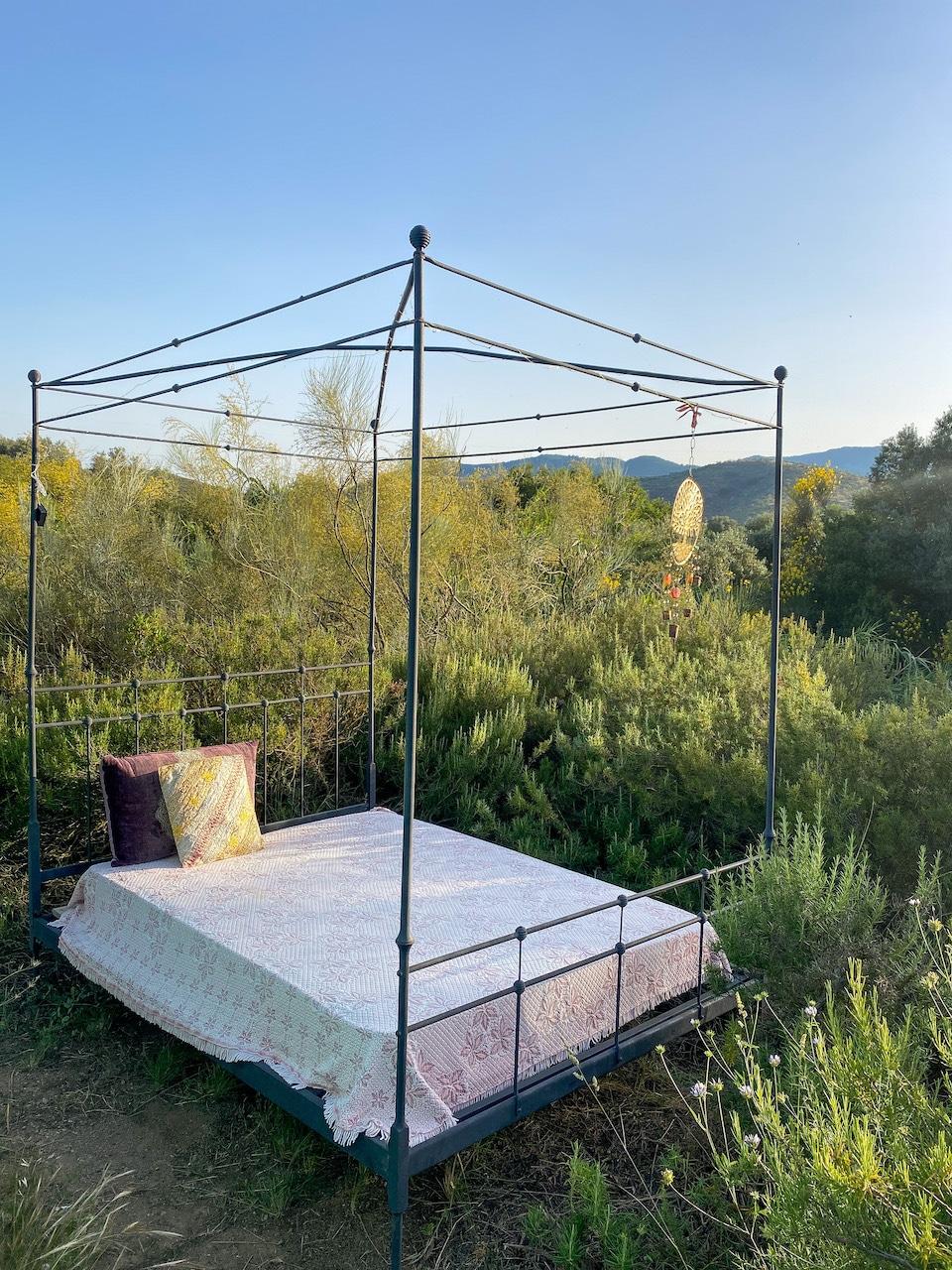 Bijzonder overnachten bij Alora yurts in Las Alpujarras