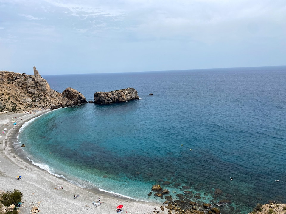 Playa Rijana - Costa Tropical - Andalusie Spanje