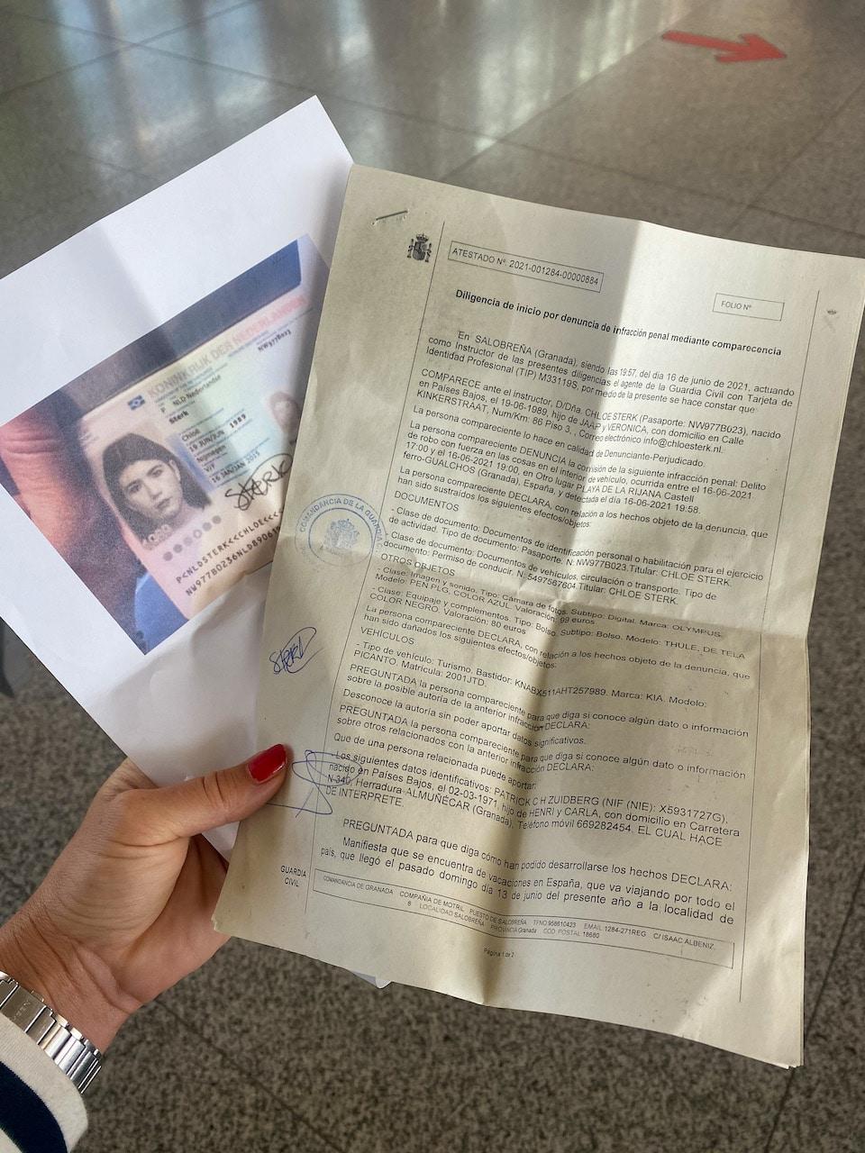 Vliegen naar Nederland zonder paspoort of ID-kaart