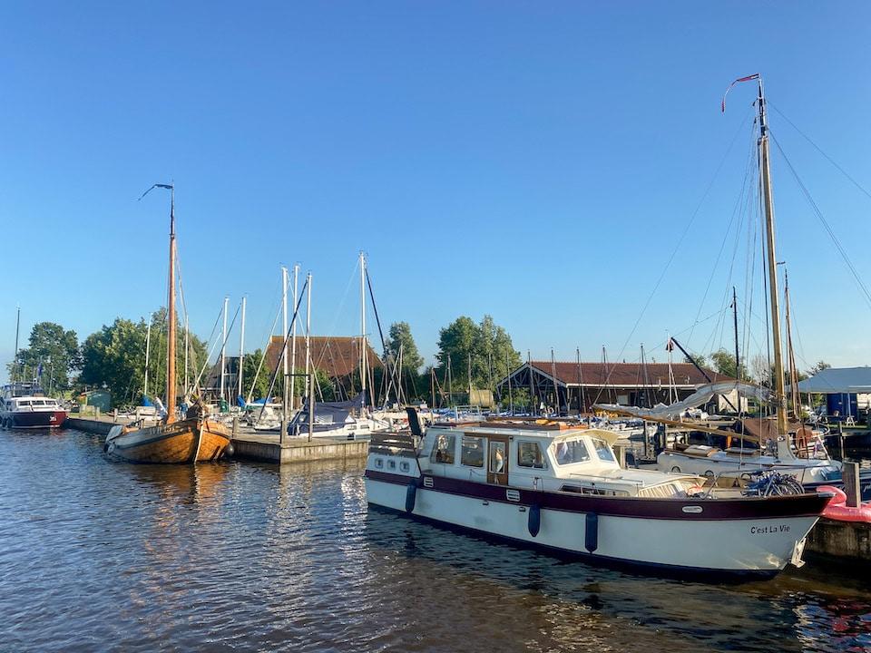 Vaarvakantie in Friesland - vaarroute voor 1 week  - Joure