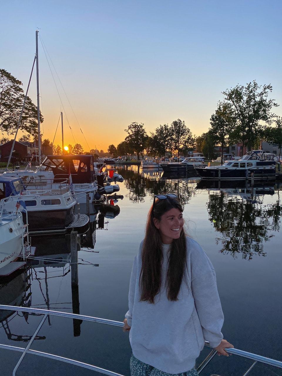 Vaarvakantie in Friesland - vaarroute voor 1 week