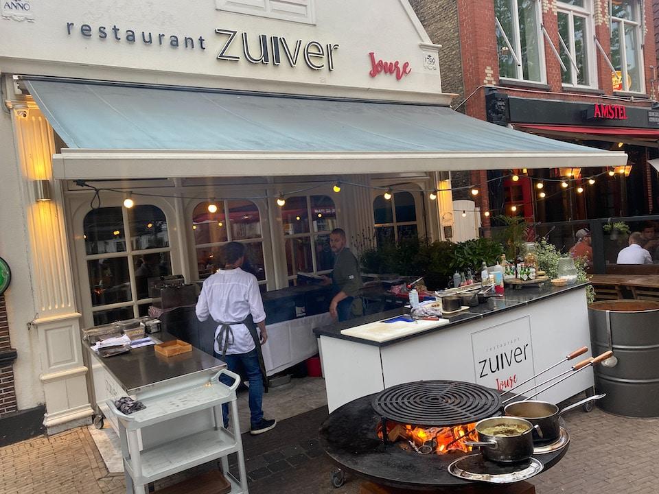 Top restaurants in Friesland 2021 - Restaurant Zuiver Joure