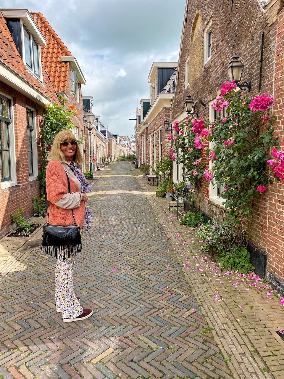 Vaarvakantie in Friesland - vaarroute voor 1 week - 11 Stegentocht van Woudsend.