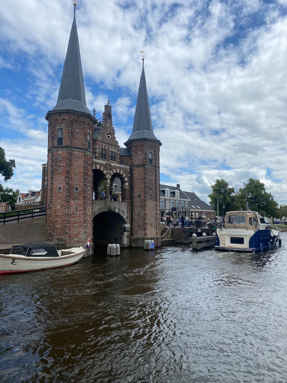 Vaarvakantie in Friesland - vaarroute voor 1 week  - Sneek