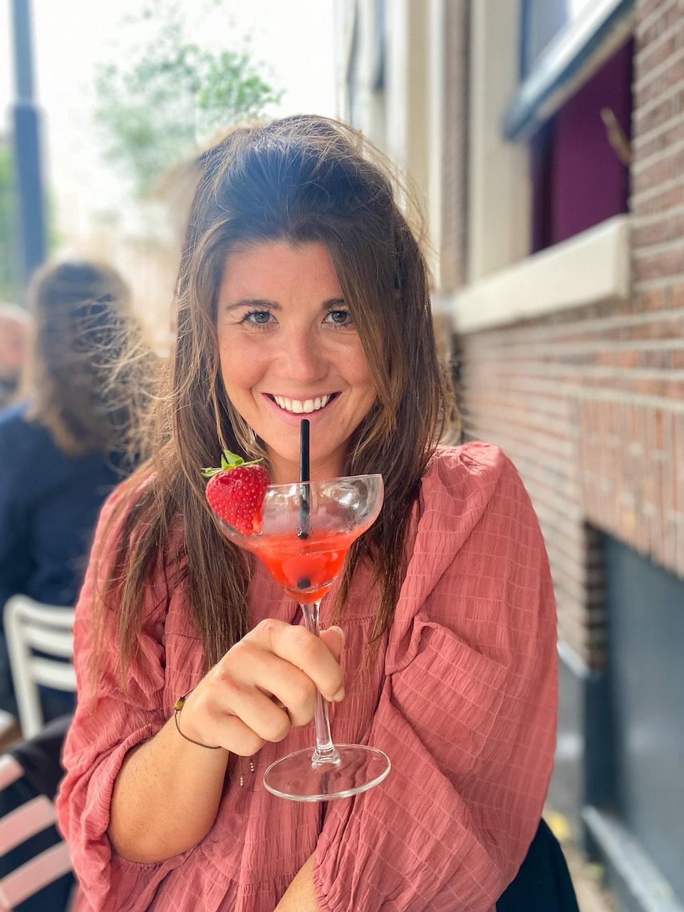 cocktails drinken in Amsterdam