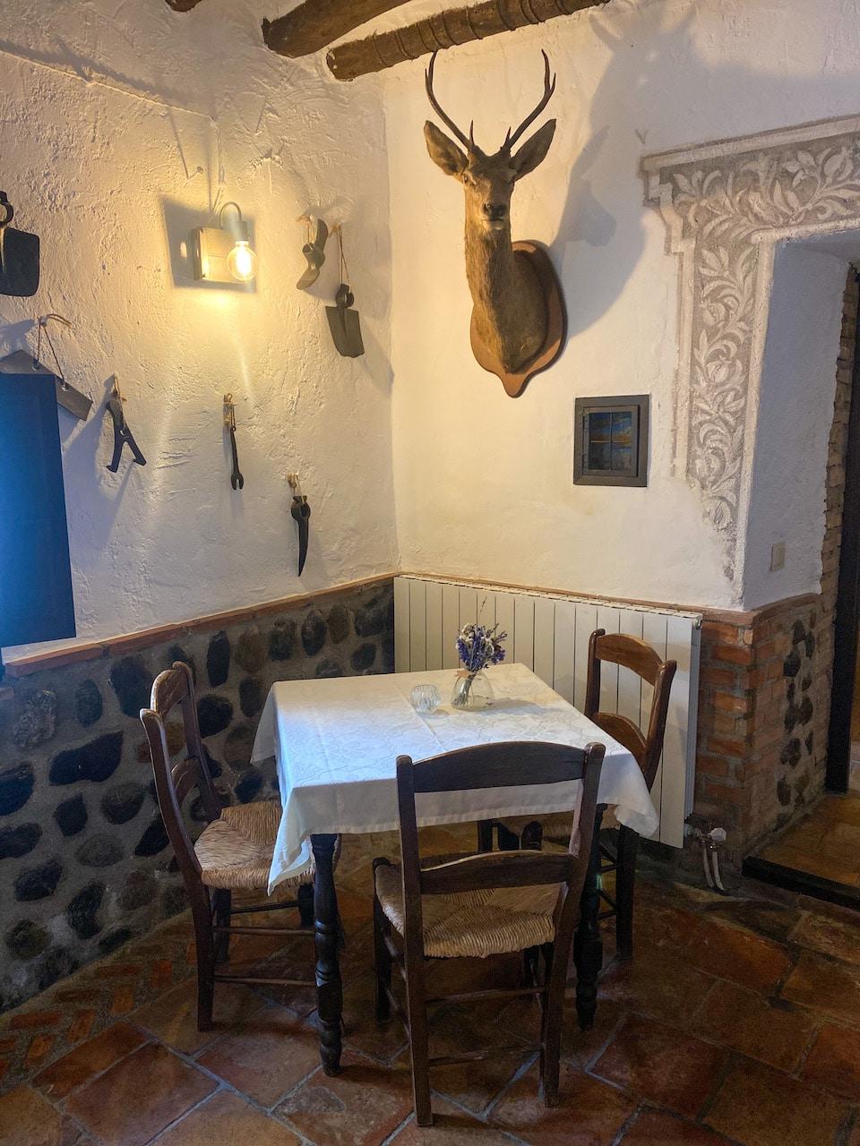 restaurantAlqueria de Los Lento - restaurants in Valle de Lecrin