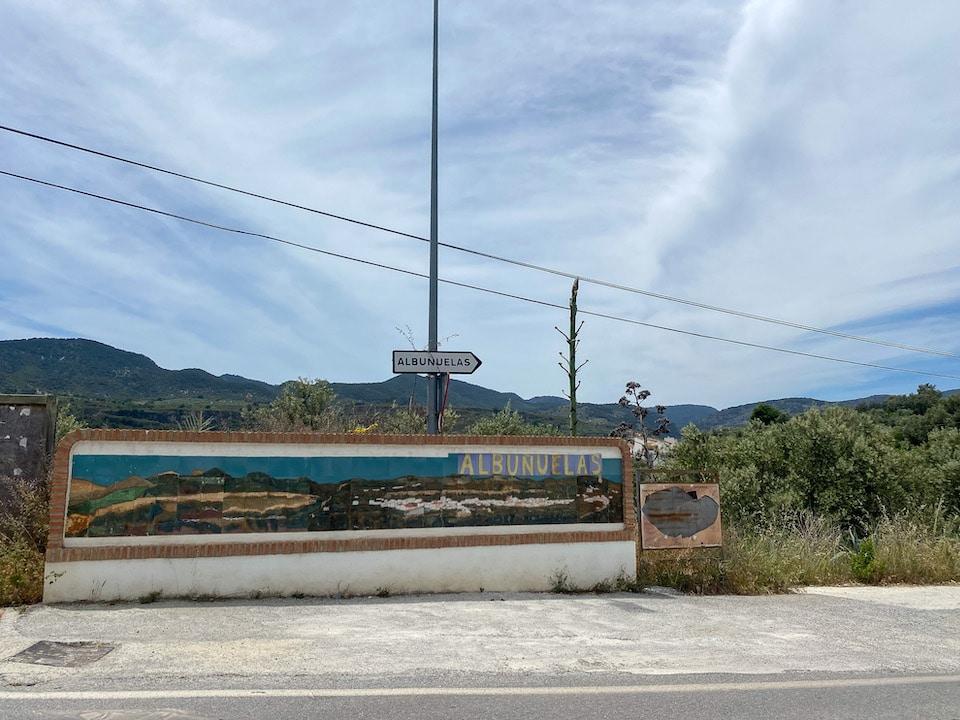 Albuñuelas - Valle de Lecrin dorpen