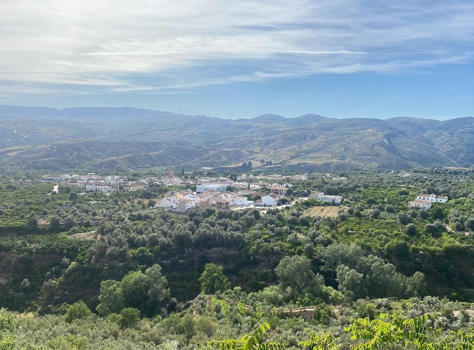 Valle de Lecrin - vakantie in Andalusie