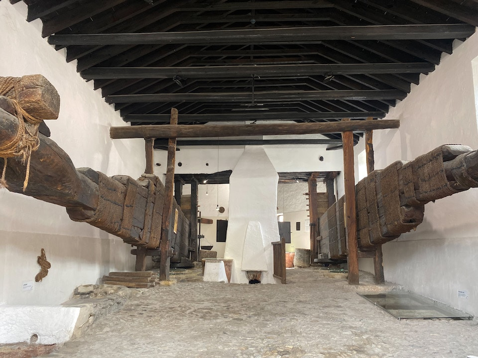 Museo Almazara La Erilla