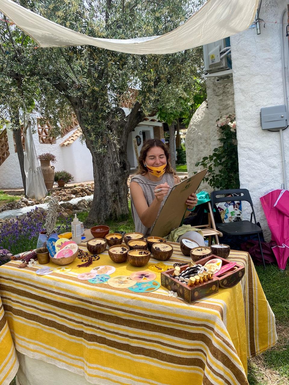 leuke markten in Valle de Lecrin