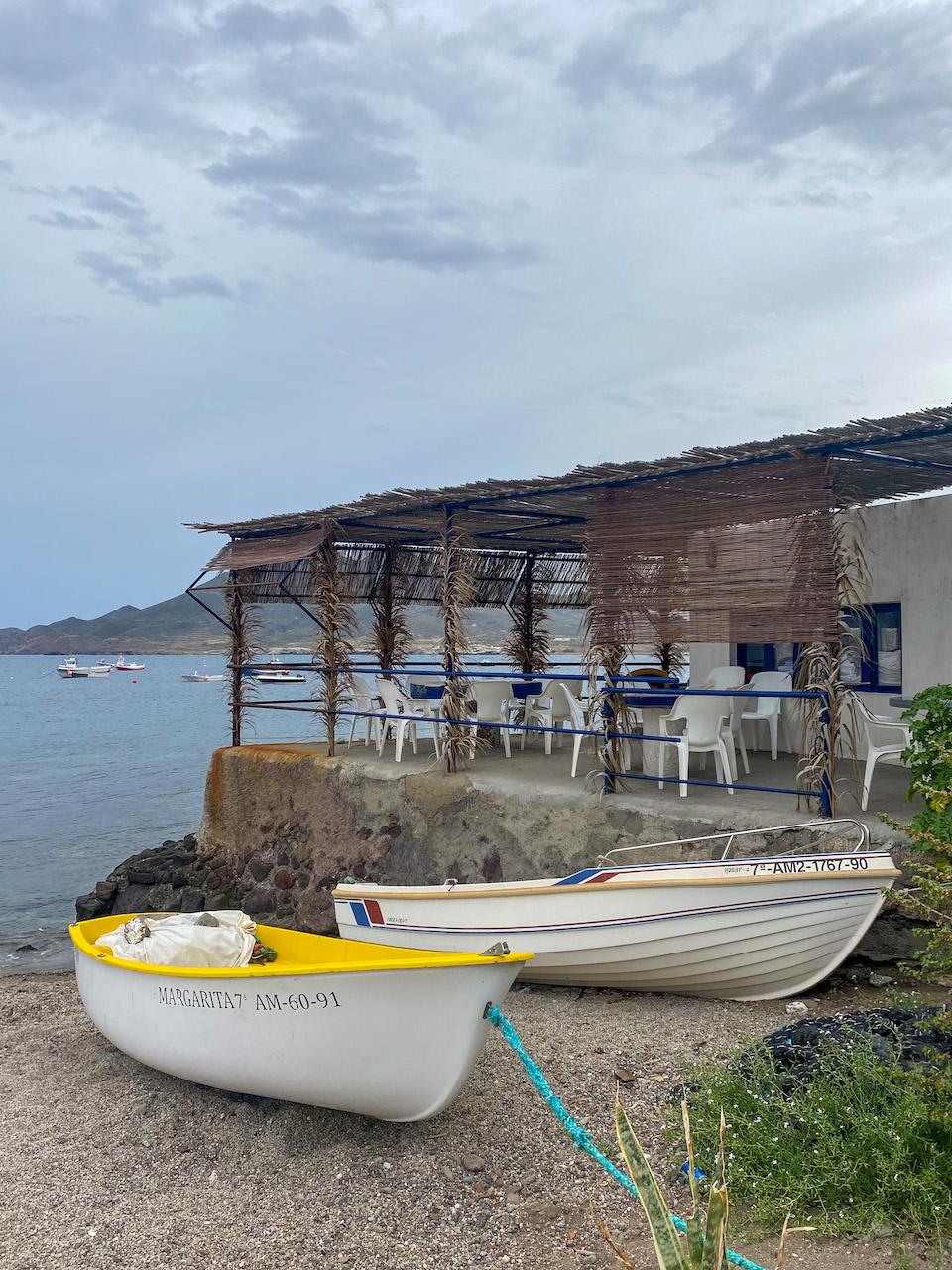 restaurante Isleta del Moro