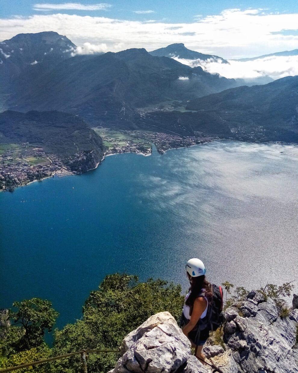 klimmen in Italie
