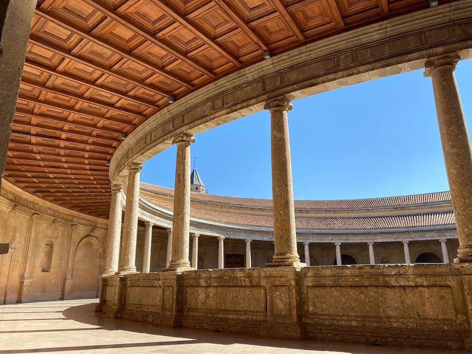 Granada - Alhambra  tips voor rondreis door Andalusië