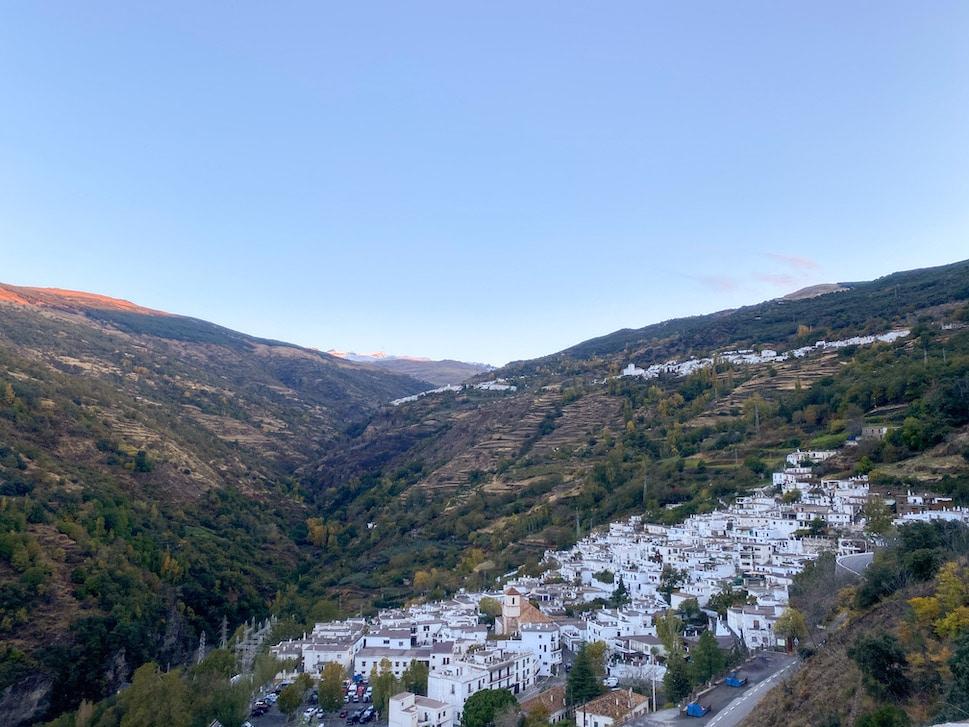 Plekken om te bezoeken rondreis Andalusië - Las Alpujarras