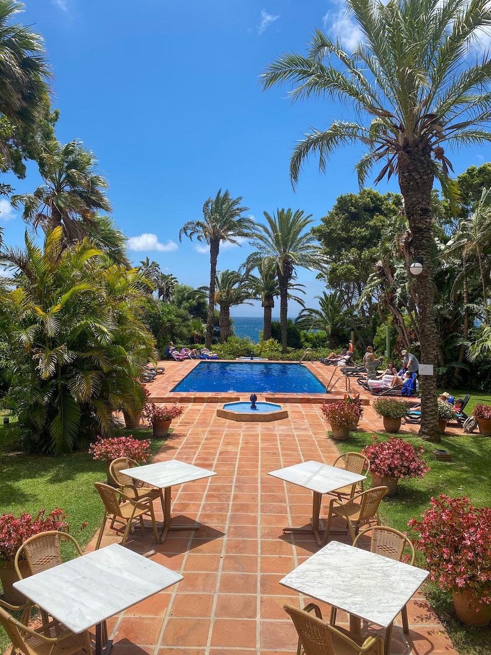 Accomodaties hotels Tarifa - aan het strand - Hotel Hurricane