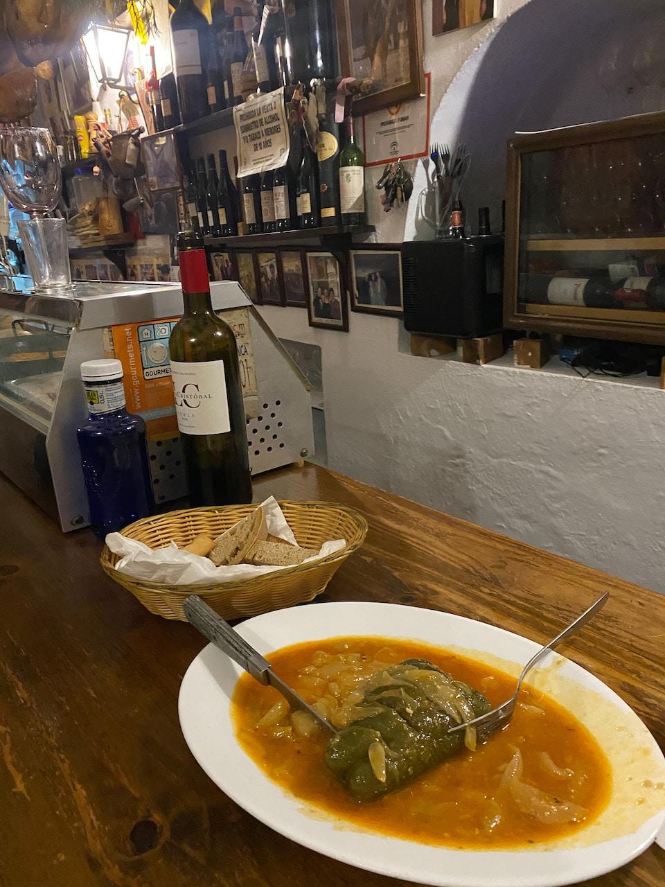 Bar Anca Curro leuke restaurants / tapas barretjes in Tarifa