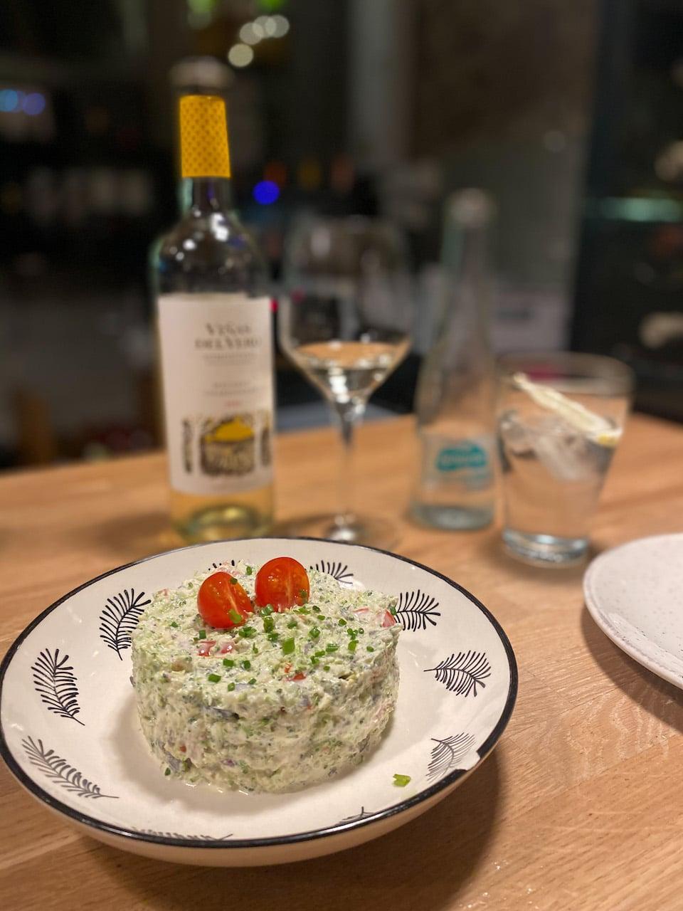 NO6. Cocina Sencilla leuke restaurants / tapas barretjes in Tarifa