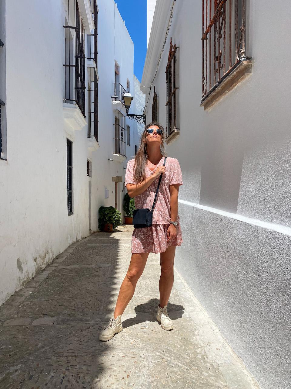 Vejer de la Frontera bezoeken tijdens rondreis door Andalusië