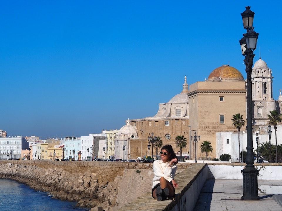 Cadiz citytrip tijdens rondreis Andalusië