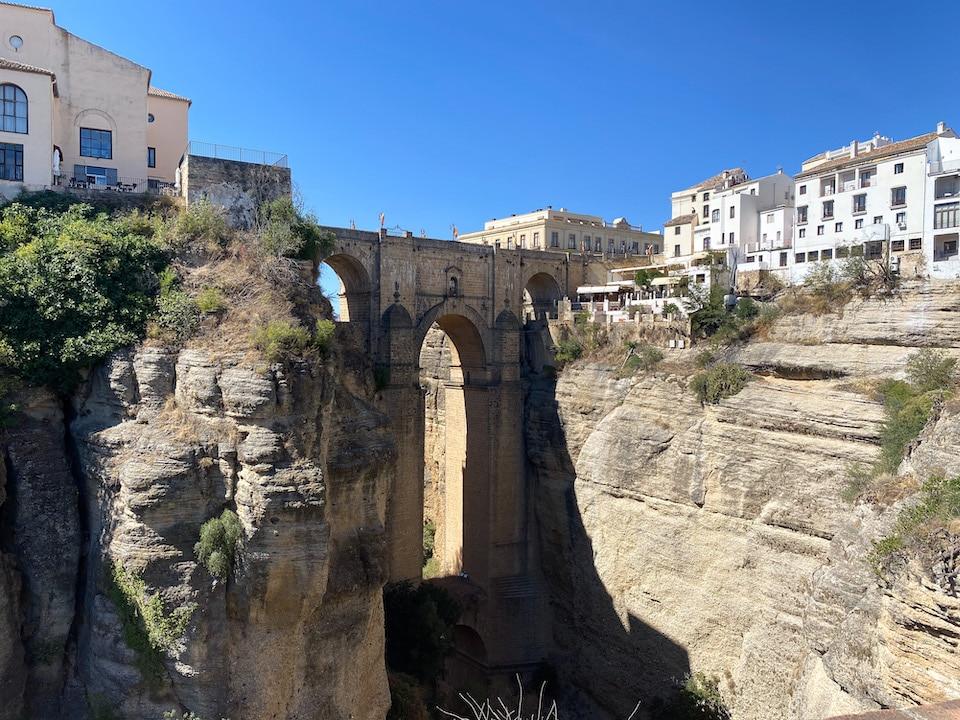 Ronda - malaga - tips voor rondreis door Andalusië