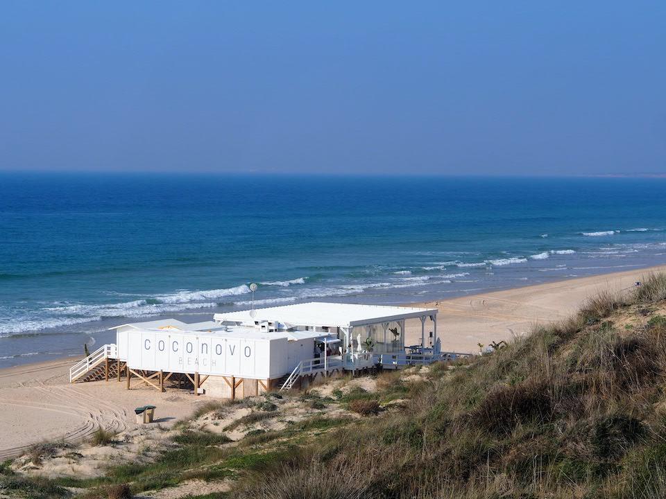 Beachlubs in Andalusie - Costa de la Luz - Coco Novo Conil de la Frontera