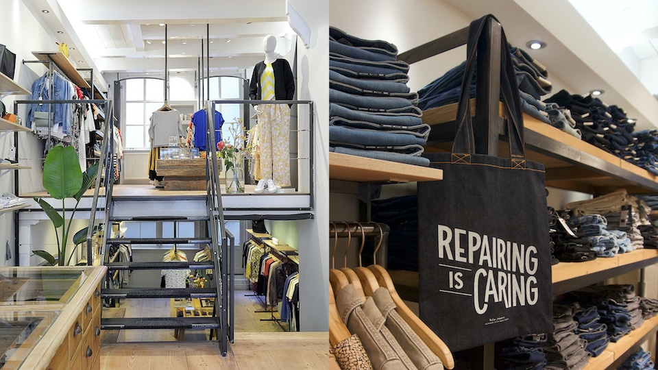 duurzame kleding winkels in Amsterdam -BrandMission