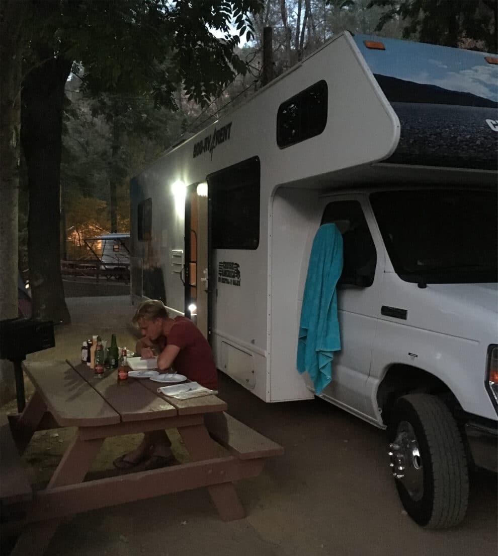 tips voor een camperreis