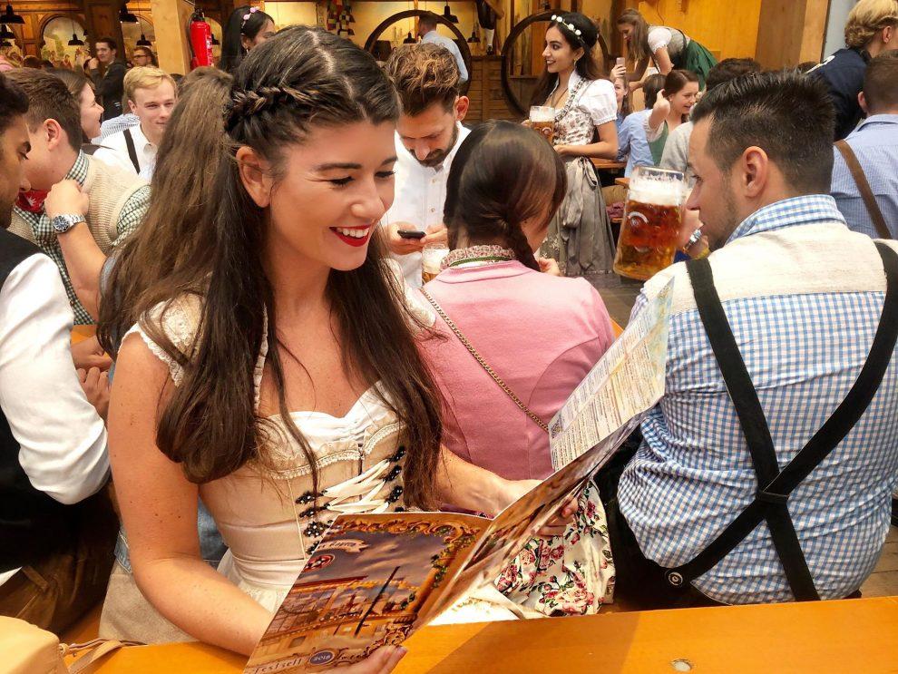 Oktoberfest Wiesn Munchen