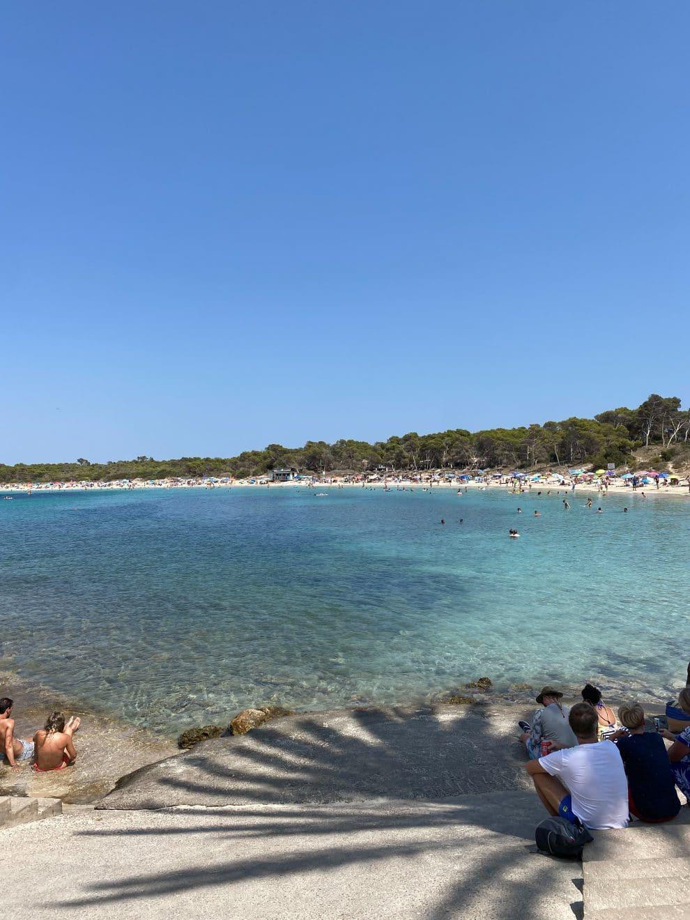 Es Trenc - Patja Estanys Mallorca