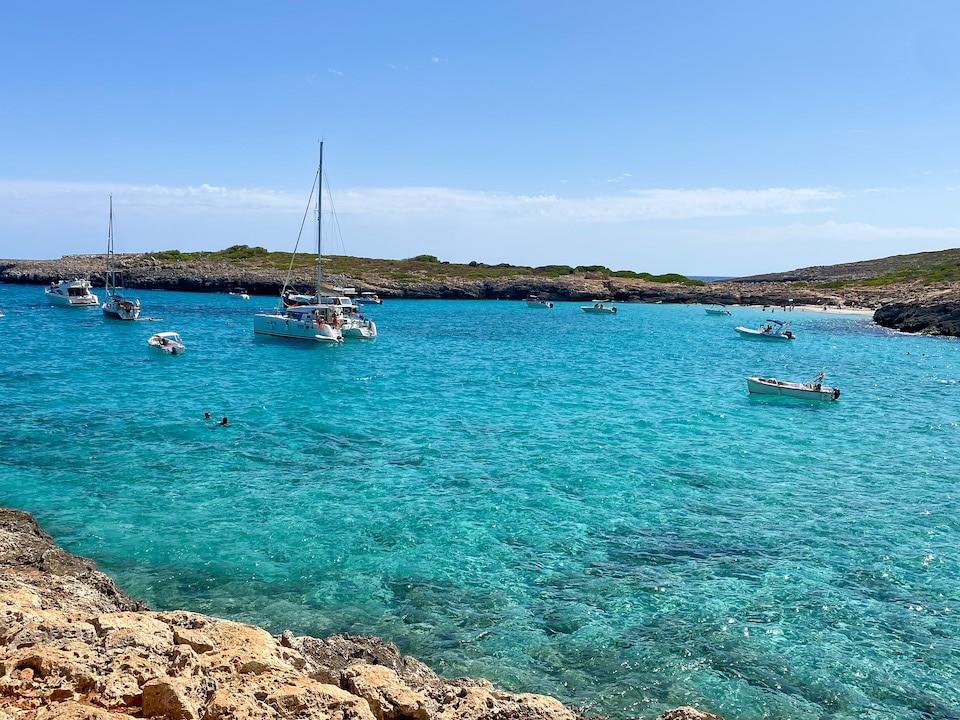 mooiste strand mallorca Cala Varques