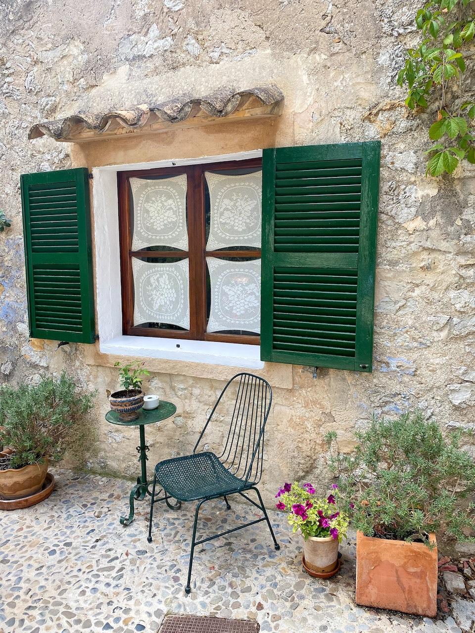 bergdorp Orient Mallorca