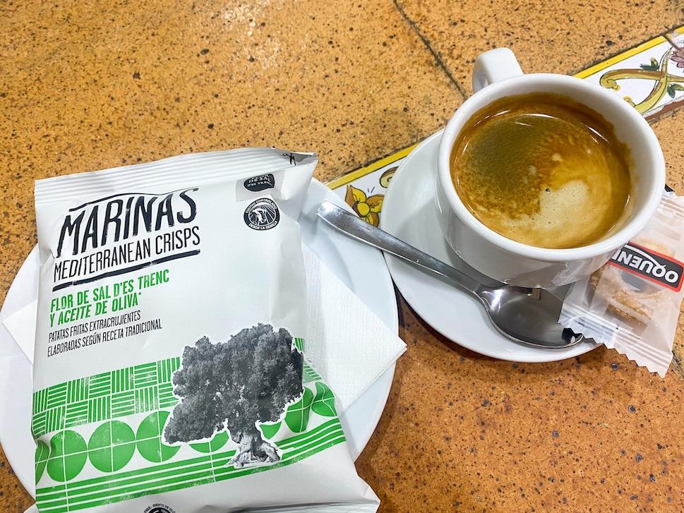 koffie barretjes Mallorca - Bar Paris - Bunyola