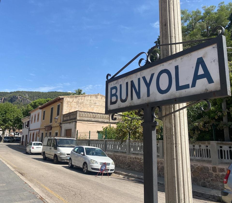 verborgen plekken in de bergen Bunyola