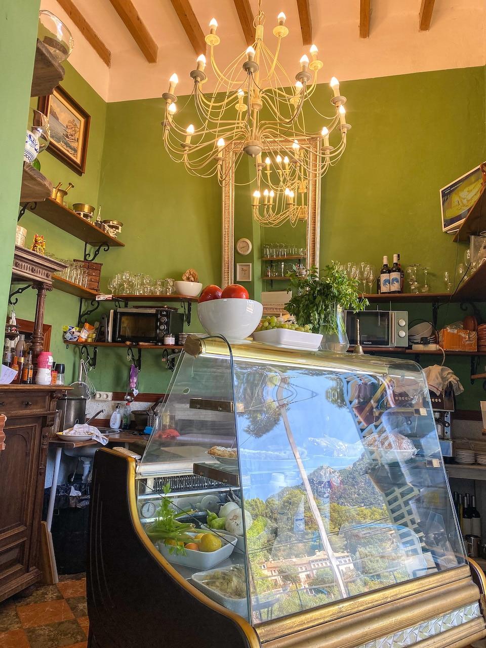 Cafe del Viatge - Bunyola - nieuwe cafe's