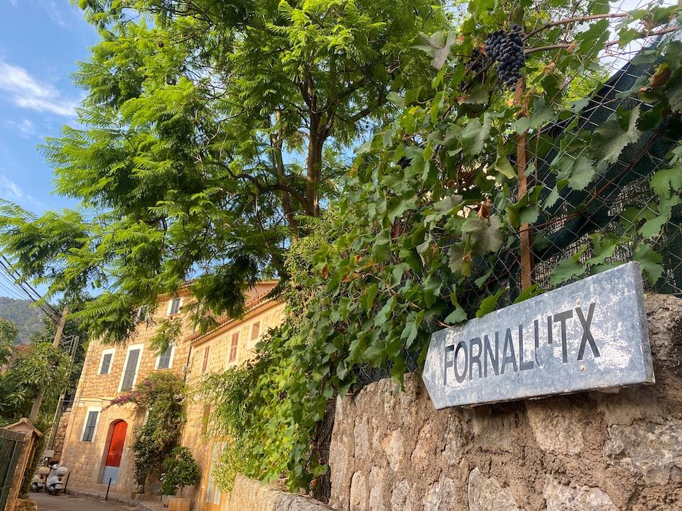Fornalutx mooiste dorpen Mallorca