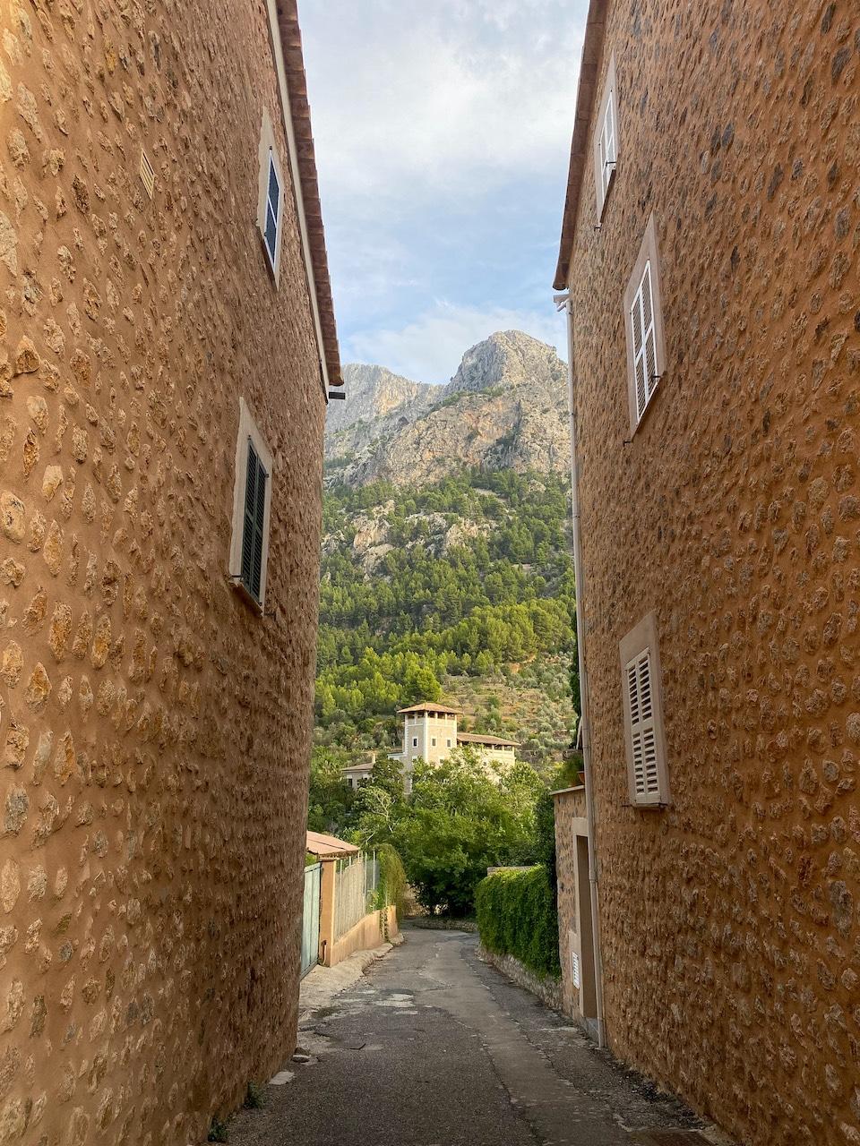 verborgen plekken Mallorca - Biniaraix
