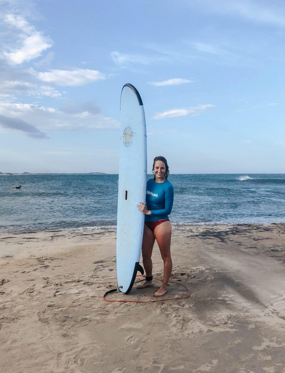 surfen in Arugam Bay