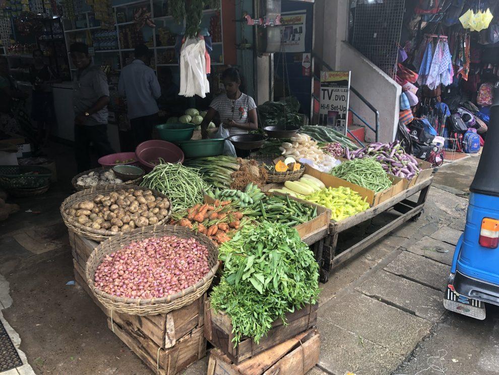 food markten in Colombo